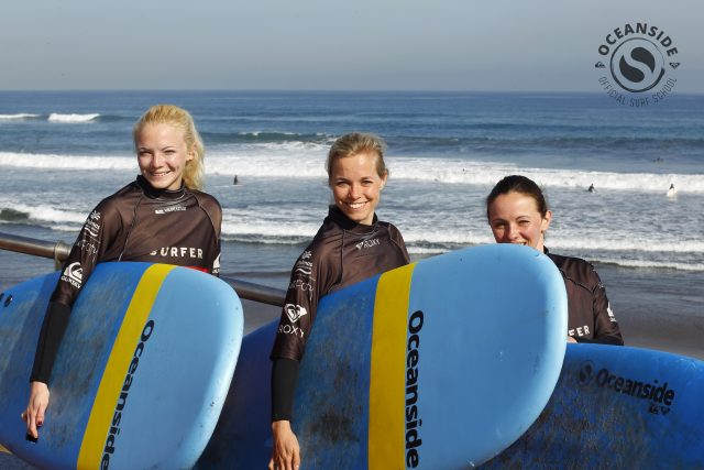 summer surf school