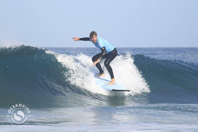 Autumn surf camp